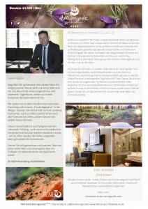 Ihr HKK Hotel Newsletter März 2018